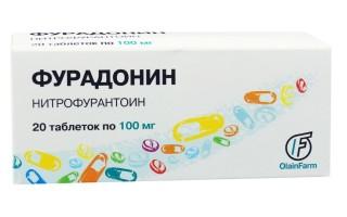Фурадонин при цистите у женщин: особенности применения, рекомендации