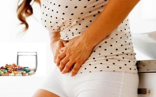 Цистит от антибиотиков у женщин