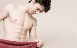 Признаки молочницы у мужчин: фото и лечение