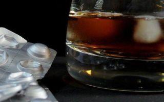 Можно ли принимать Флуконазол с алкоголем