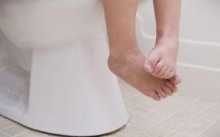 Цистит у ребенка: симптомы и лечение