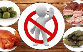 Что нельзя есть при цистите у женщин: диета