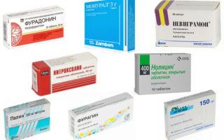 Недорогие и эффективные таблетки от цистита для женщин