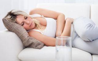 Первая помощь при обострении цистита у женщин