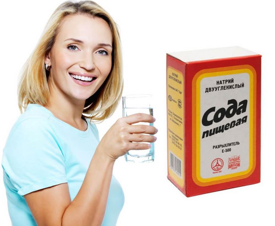 Сода при цистите – как принимать, лечение, у женщин