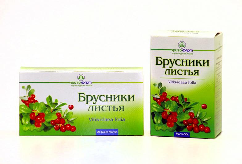 брусничные препараты при воспалении мочевого