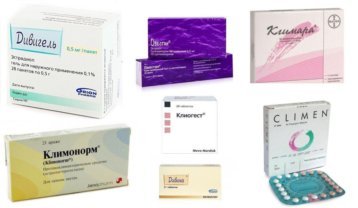 гормональные препараты при лечении воспаления в мочевике