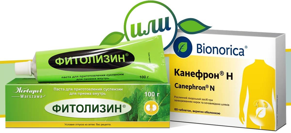 растительные препараты при воспалении мочевого